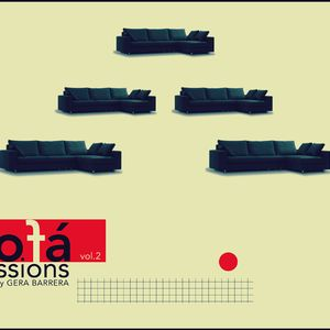 SOFA SESSIONS VOL 2 Mixed byGERABARRERA