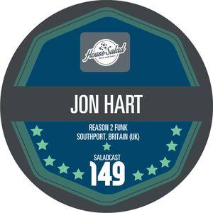 Saladcast 149 - Jon Hart