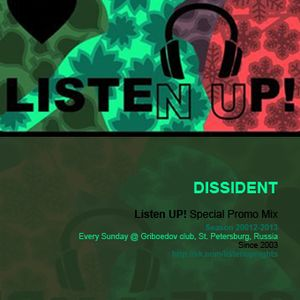 Listen UP! Special Mix. Season 2012-2013