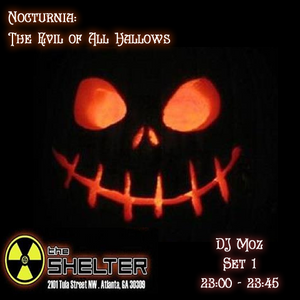 DJ Moz - Nocturnia Halloween Set 1