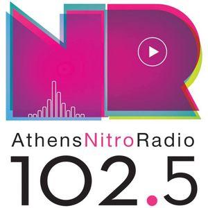 Harris Voulgarakis @ Nitro Radio 102.5 - 23.01.2015 (Part 1)