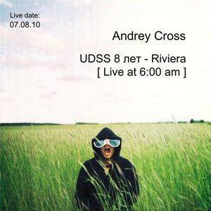 8UDSS - Riviera - Live at 6:00 am - part-2