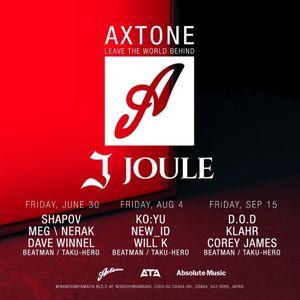 SEDAI Radio 002- Axtone Night Mix(6/30)@club_joule