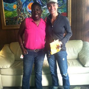 Traci Dinwiddie Interview