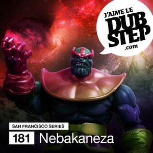 Nebakaneza's Jaime Le Dubstep SF Series Exclusive Mix (Dubstep Mix #15)