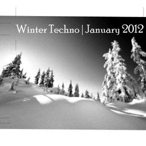Max Anthony & BJ present Winter Techno, January 2012