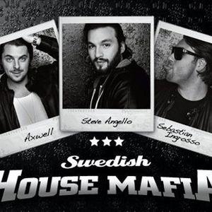 Tribute to the Swedish House Mafia (Glen DeeJay)