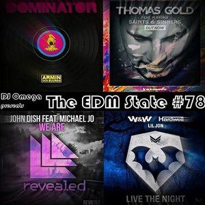 DJ Omega presents The EDM State #78