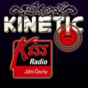 Kinetic on Air vol.86 part 1 (DJ's GROOVE DAN & HONZA PRŮCHA)