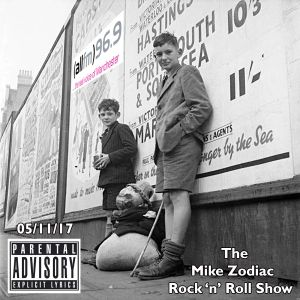 The Mike  Zodiac Rock'n'Roll Show 05_11_17