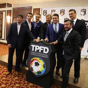 TPFD Yeni Dönem Basın Toplantısı  (27 Haziran 2015)