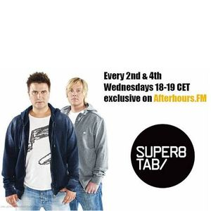 Super8 & Tab  -  SuperTab Radio 053 on AH.FM  - 12-Mar-2014