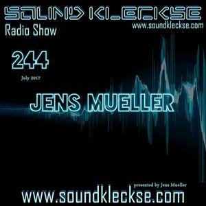 Sound Kleckse Radio Show #244 - Jens Mueller