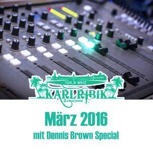 KarlribikRadioShow - März2016