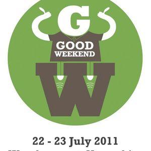Anish K - Good Weekend Promo Mix (2011)