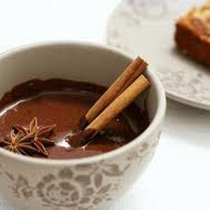 Chef Futuristico puntata del 28/11/2012 La cioccolata calda..