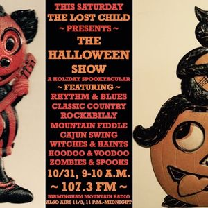 THE LOST CHILD HALLOWEEN SPECIAL