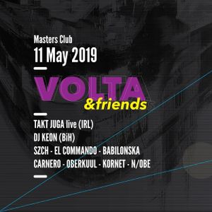 VOLTA & friends DJ set