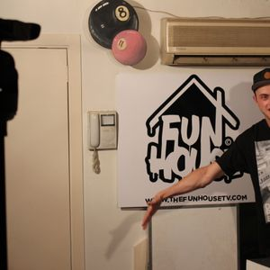 "TheFunhouseTV - 12/09/13 - ""New Music Selection"" with Chris P Cuts"