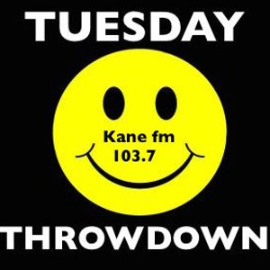 OLD SCHOOL MEETS NEW SCHOOL - TUESDAY THROWDOWN SHOW