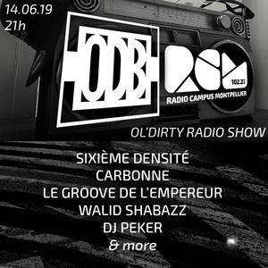 Ol'Dirty Radio Show - 14.06.2019
