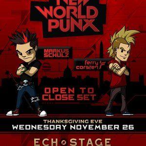 New World Punx - 7 Hour Set Live from Echostage in Washington DC (Nov 26 2014) Part 2