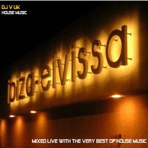 Eivissa Summer Mix (House) by DJ V UK