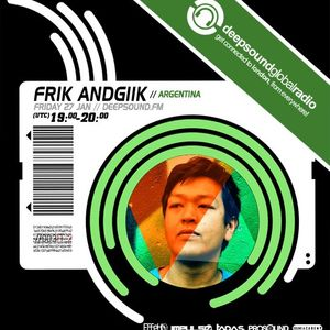 Deepsound FM London Present Click muziq Recordings Show by Frik Andgiik