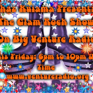 The June Glam Rock Show - 17th June 2016