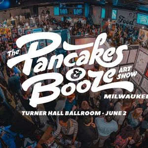 Live at Pancakes and Booze Arts Show-Milwaukee, June 2, 2017
