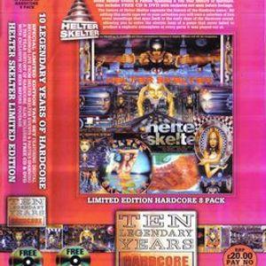 DJ Brisk Helter Skelter '10 Legendary Years of Hardcore' 1995