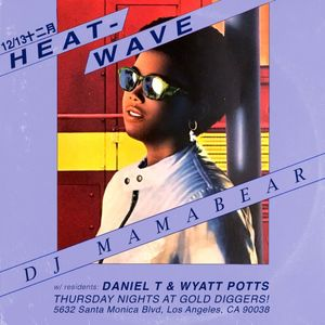 Mamabear Live at Heatwave (12/13/18)