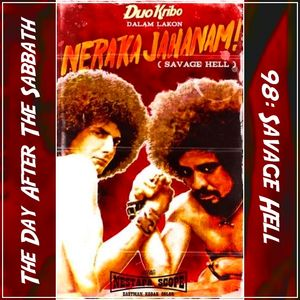 TDATS 98: Savage Hell, Duo Kribo Indonesian special