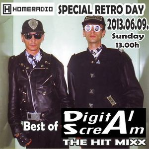 Digital Scream Hit Mixx Home Radio 2013.06.09.