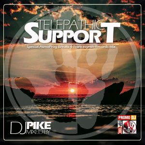 Dj Pike - Telepathic Support (Special AtmoProg Breaks 4 Trancesynth Records Mix)