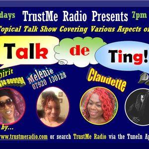 Final Talk De Ting 2016/29.12.16