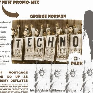 Techno Park (The mix-show 001) 03.01.2010