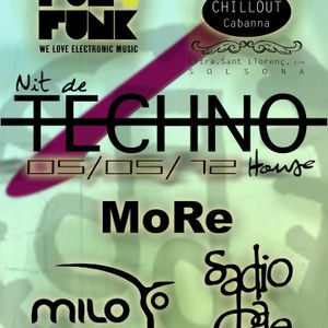 MoRe @ ChillOut Cabana - Fun4Funk Party (06-05-2012)