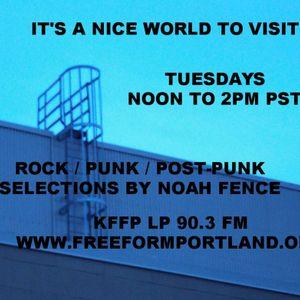 Freeform Portland / 15th broadcast July 12th 2016 Part One