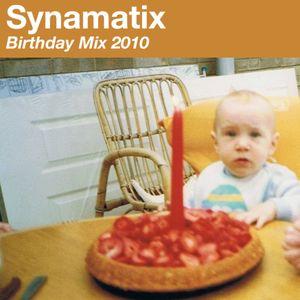 Synamatix - Birthday Mix 2010