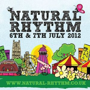 My Natural Rhythm Podcast - Recorded on the 8th May 2012