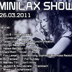 Minilax Show 26.03.2011