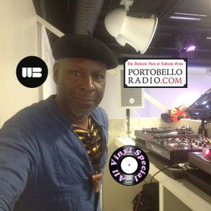 Portobello Radio Saturday Sessions @LondonWestBank with Lascelle Gordon: Groove On Wax Ep1.