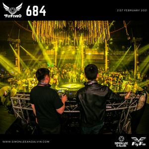 Simon Lee & Alvin - Fly Fm #FlyFiveO 684 (21.02.21)