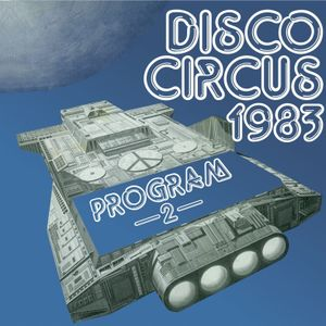 disco circus 1983 program 2