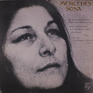 Mercedes Sosa - LP Volver a los 17