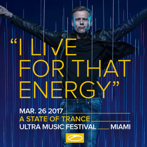 Ruben de Ronde - Live at Ultra Music Festival Miami, A State of Trance 2017 (26.03.2017)