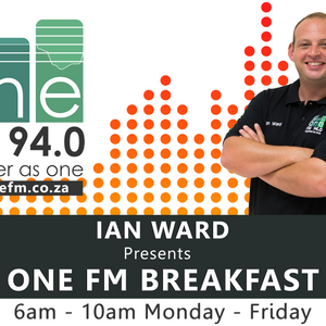 One FM 94.0 - Ian Ward chats to Monique Duval from Tygerburger 13072016