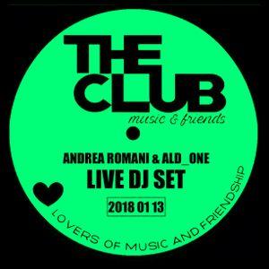 ANDREA ROMANI & ALD_ONE LIVE DJ SET 1