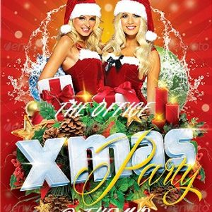 Dj Sevin - office christmas party @ the mid chicago -
